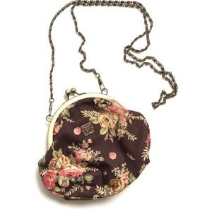 NWOT ANTHRO ANNA SUI Crossbody mini bag boho purse